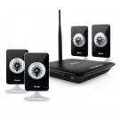 4-Camera Mini Wireless NVR System