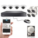 Zmodo 16 Channel 720p sPOE NVR Security System with 8 HD IP Cameras and 1TB Hard Drive