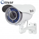 720P HD POE IP Network Camera with Quick QR-code Scan Setup